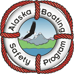 Alaska Office of Boating Safety logo