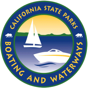 California State Parks Division of Boating and Waterways logo