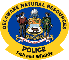 Delaware Fish & Wildlife Natural Resources Police logo