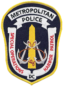 District of Columbia Metropolitan Police Department, Harbor Patrol logo