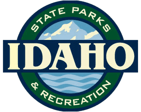 Idaho State Parks and Recreation logo