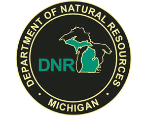 Michigan Department of Natural Resources logo