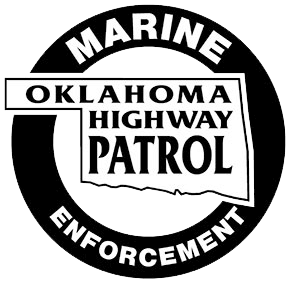 Oklahoma Highway Patrol Marine Enforcement Section logo
