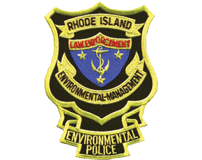 Rhode Island Department of Environmental Management/Environmental Police logo