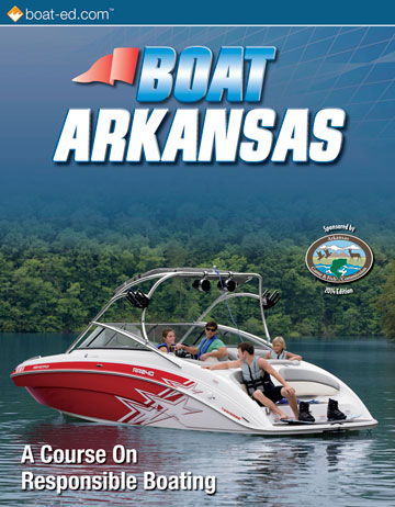 Arkansas Boating handbook