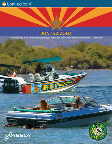 Arizona Boating handbook