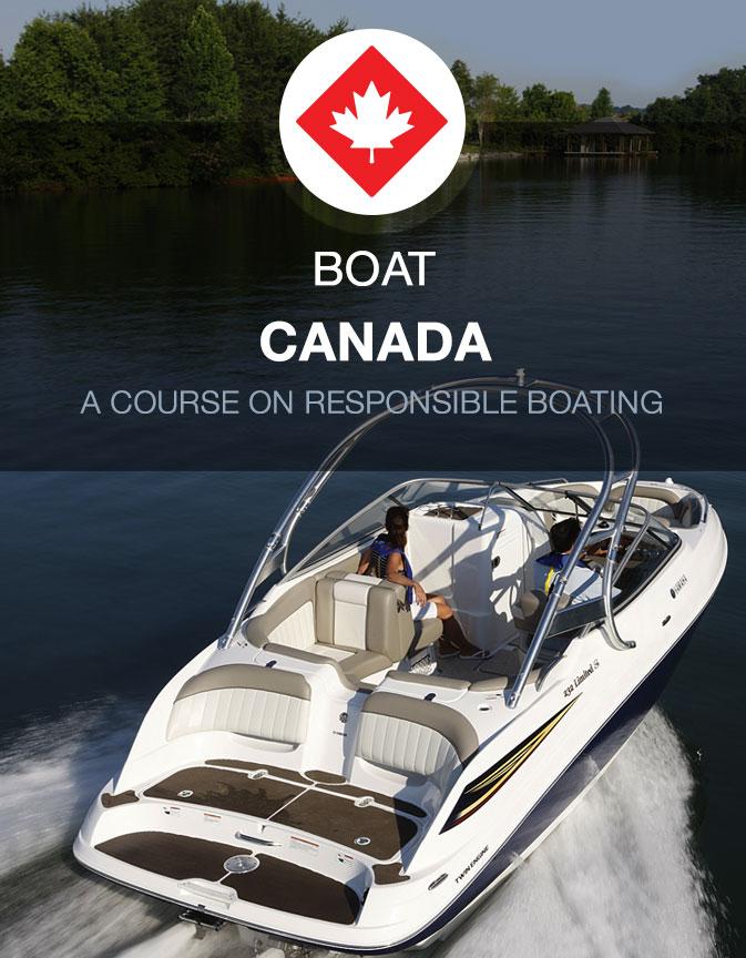 Canada Boating handbook