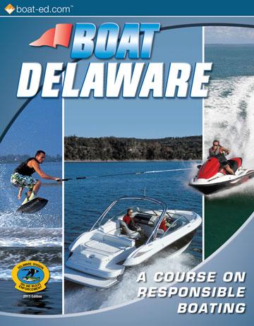 Delaware Boating handbook