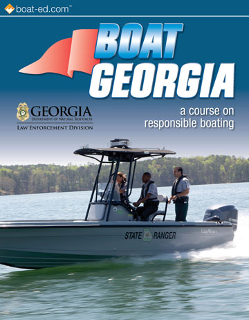 Georgia Boating handbook