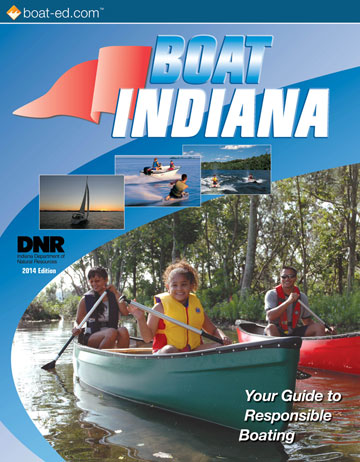 Indiana Boating handbook