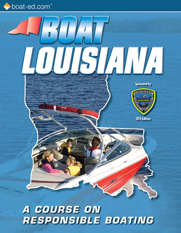 Louisiana Boating handbook