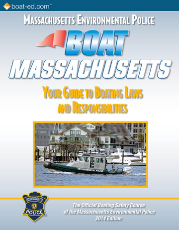 Massachusetts Boating handbook