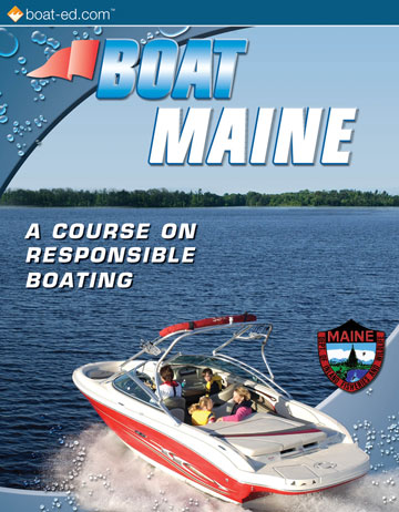 Maine Boating handbook