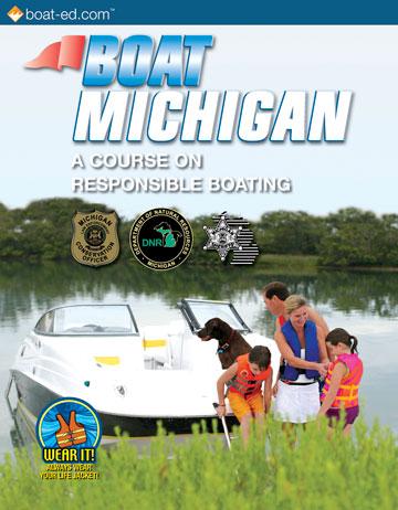 Michigan Boating handbook