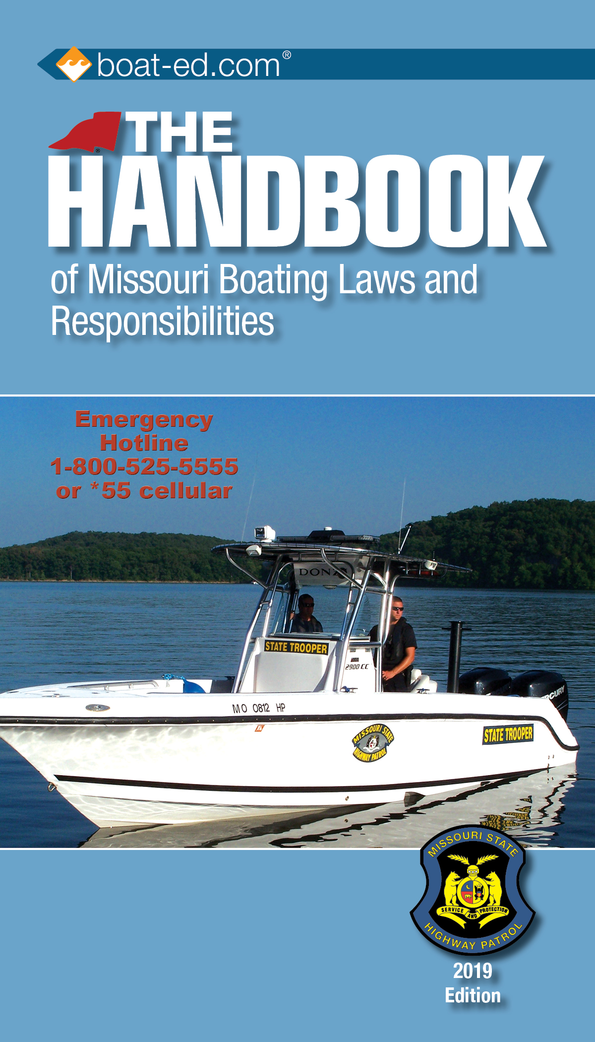 Missouri Boating handbook