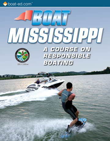 Mississippi Boating handbook