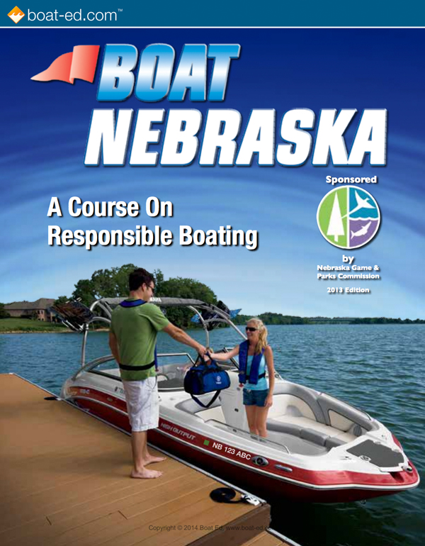 Nebraska Boating Handbook