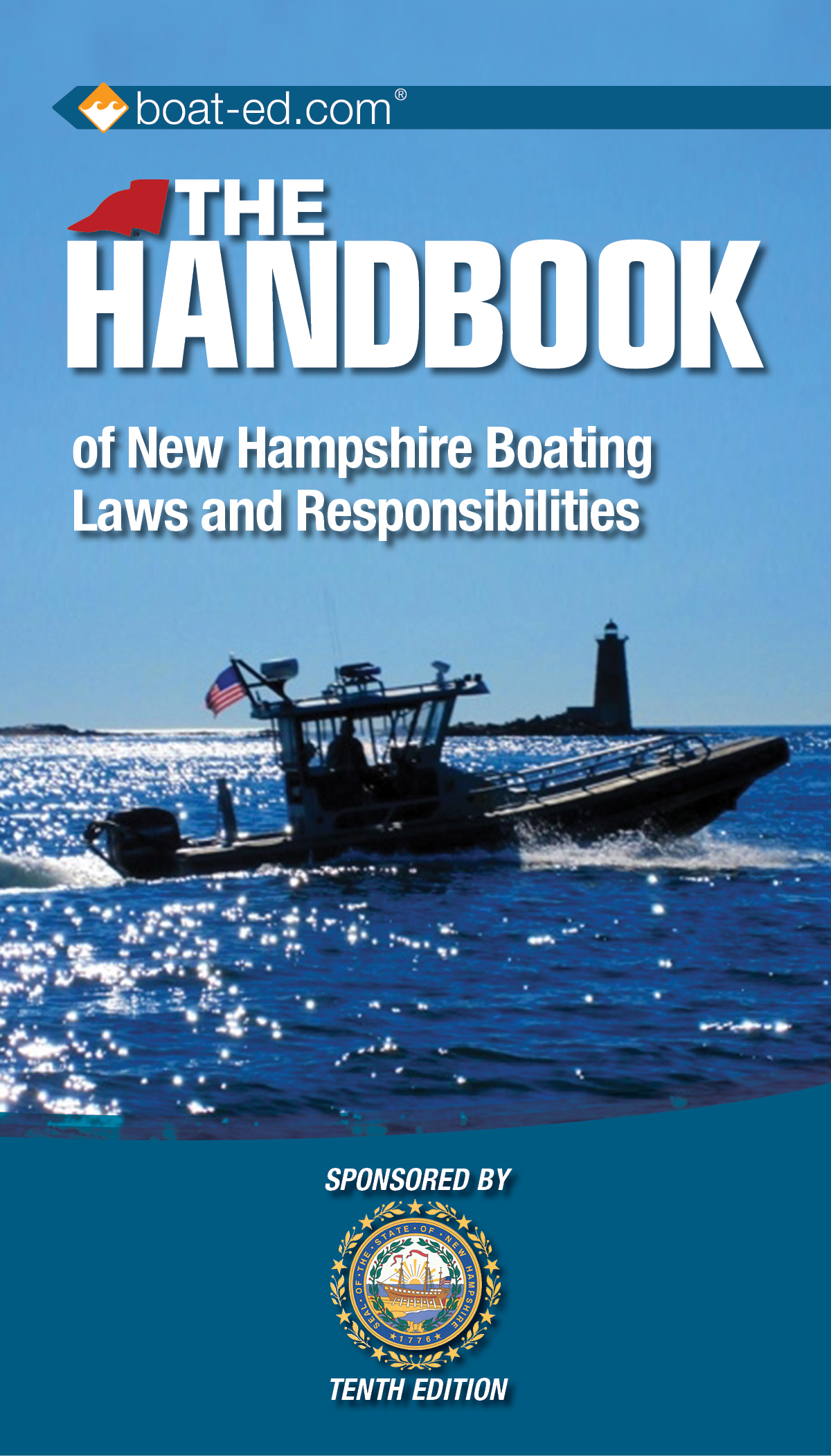New Hampshire Boating handbook