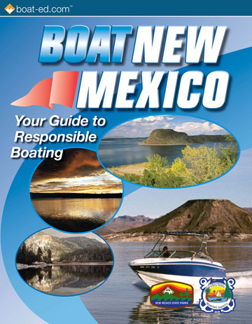 New Mexico Boating handbook