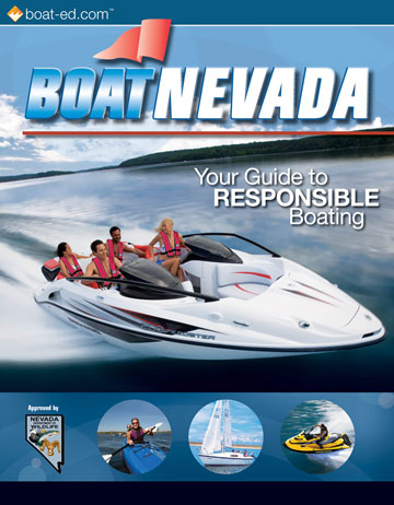 Nevada Boating handbook