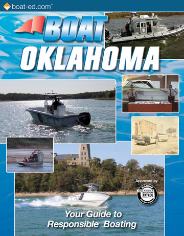 Oklahoma Boating handbook