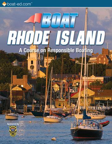Rhode Island Boating handbook