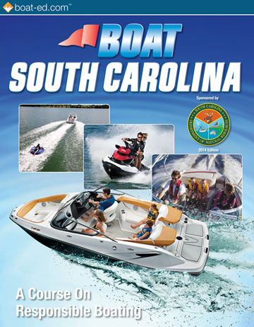 South Carolina Boating handbook
