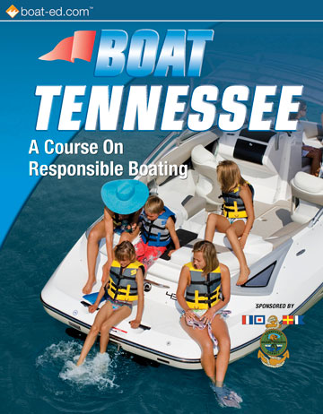 Tennessee Boating handbook