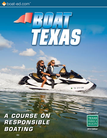 Texas Boating handbook
