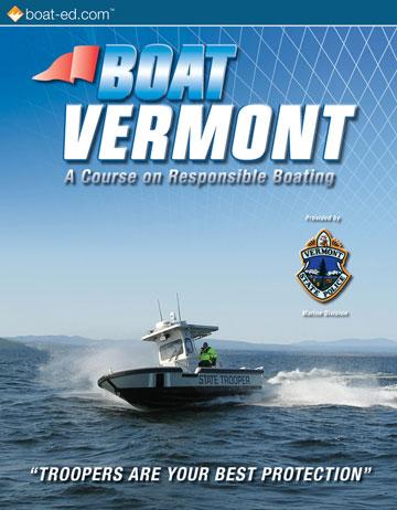 Vermont Boating handbook