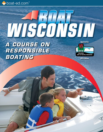 Wisconsin Boating handbook