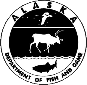 Alaska Department of Fish and Game logo
