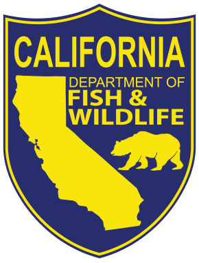 California Department of Fish and Game logo