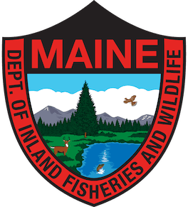 Maine Department of Inland Fisheries & Wildlife logo