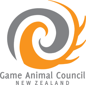 New Zealand Game Animal Council logo