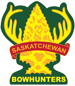 Saskatchewan Bowhunters Association logo