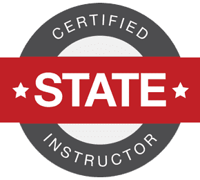 Certified State Instructor Logo
