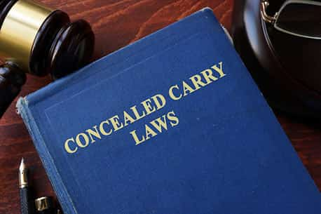 Concealed Carry Laws Book