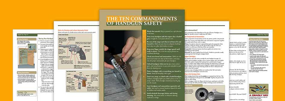 pages from a concealed handgun handbook