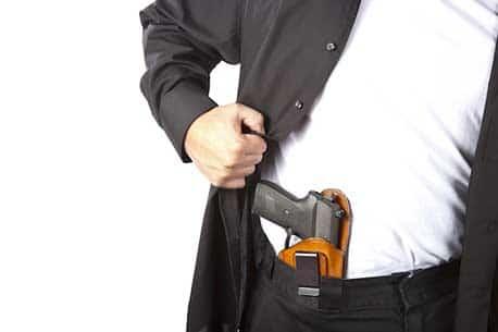 Handgun Belt Clip