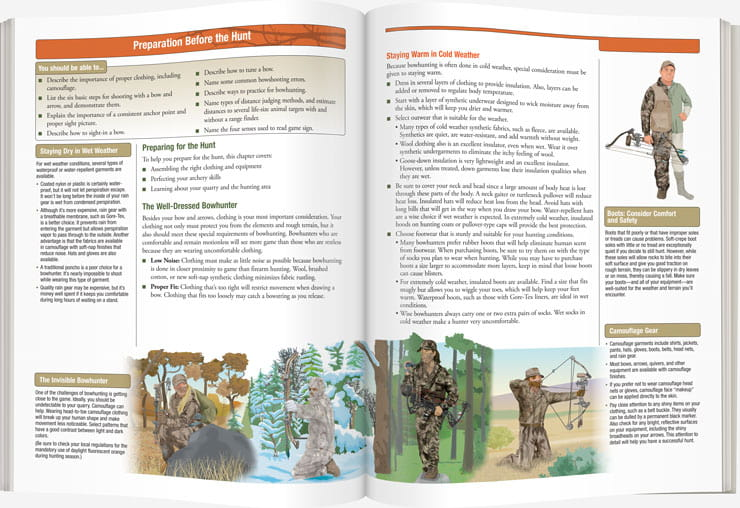 Pages from a crossbow handbook