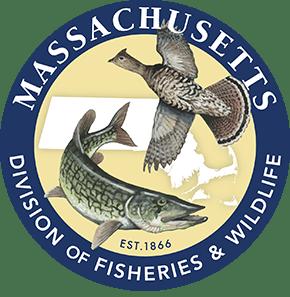 Massachusetts Division of Fisheries & Wildlife logo