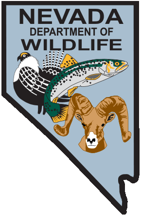 Nevada Department of Wildlife logo
