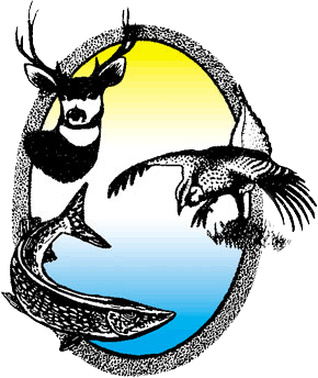 North Dakota Game and Fish Department logo