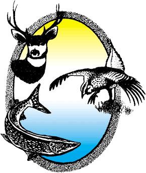 North Dakota Game and Fish Department logo
