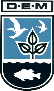 Rhode Island Division of Fish & Wildlife logo