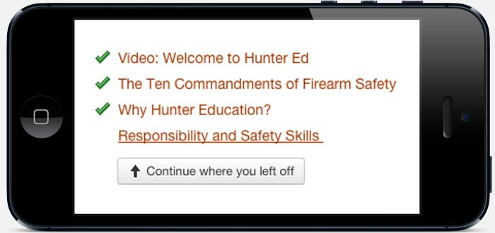 Image result for WV DNR online boater and hunter safety courses