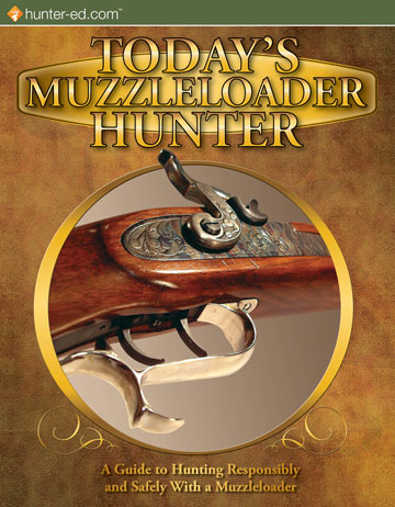 cover image of Today's Muzzleloader student manual