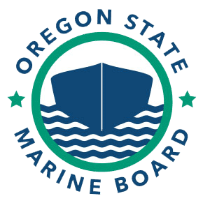 Oregon State Marine Board logo