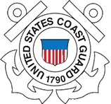 United States Coast Guard logo'